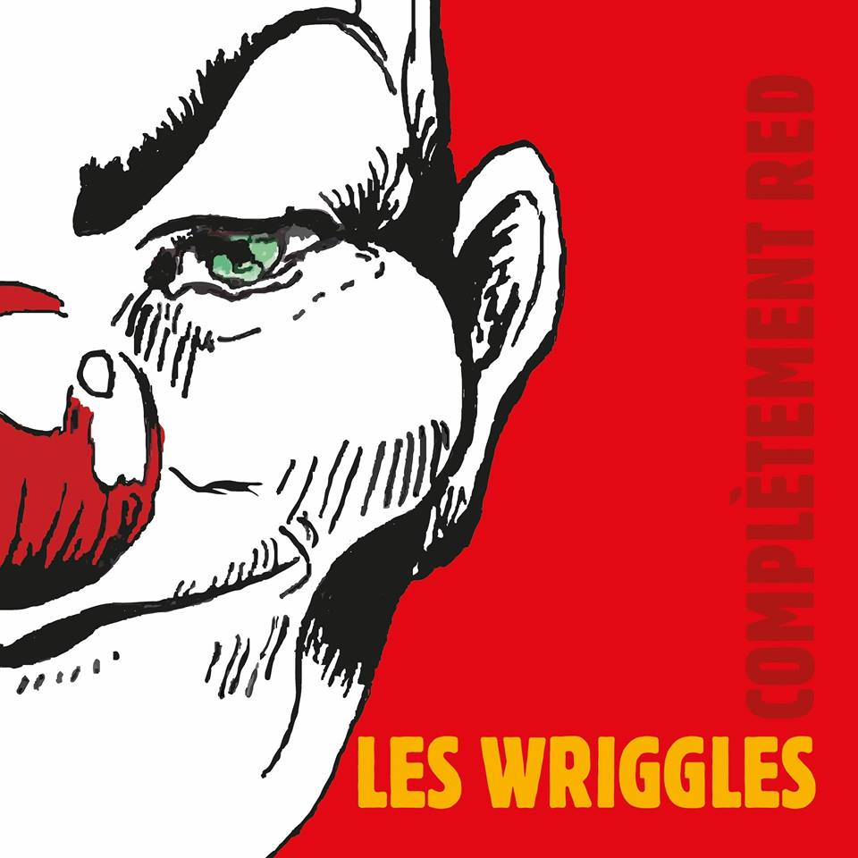 Affiche « les Wriggles »