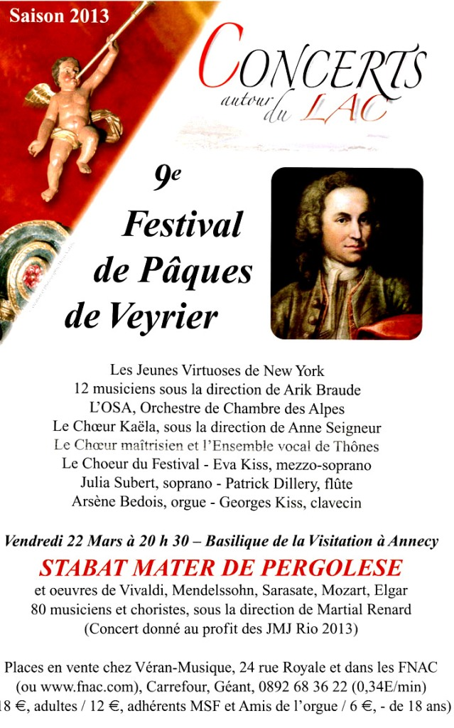 Affiche « Stabat Mater »